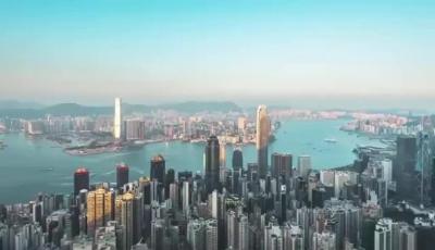 香港六大高校内地生合唱我和我的祖国