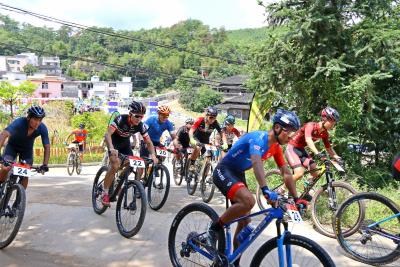 """""""鑫磊杯""""首届全国山地自行车越野邀请赛在霞浦举办"""