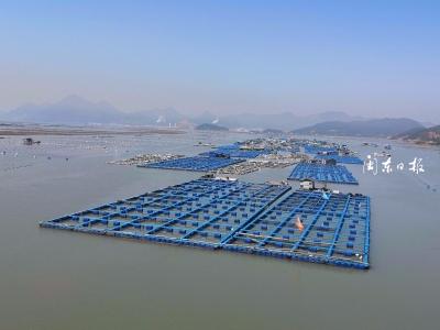 海上养殖综合整治PPP项目启动,总投资约22.41亿元,助推养殖产业转型升级