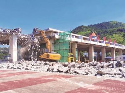 服役了16年的沈海高速闽浙省界收费站将退出历史舞台