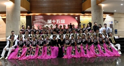 含金量杠杠滴!中国合唱节把金奖给了福安好声音!视频在这……