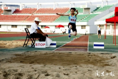 第五届市运会田径比赛圆满落幕 福安队获团体总分第一名