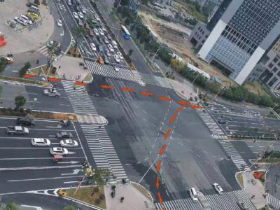 我市中心城区15个路口将启动拓宽优化改造