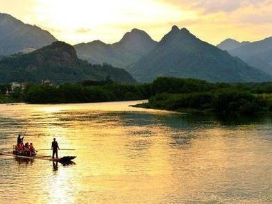 霍童溪流域蕉城段实现水利风景区全覆盖