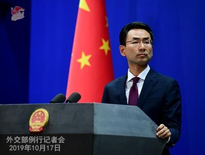 外交部敦促美方为中国驻美外交人员提供支持便利而非人为设障