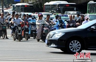 福州2024年主城区全面禁止电动自行车?官方回应
