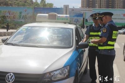 市交通执法支队:坚守岗位有担当 执勤执法展风采