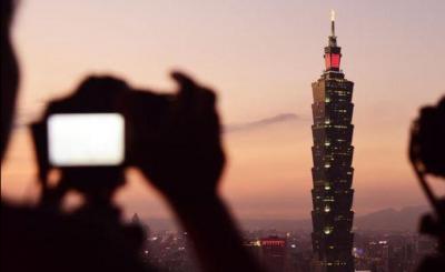 """日均3470人,""""十一""""长假赴台大陆游客数创11年来最低"""
