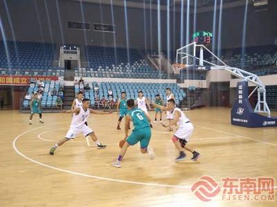 宁德市第五届运动会篮球行业组10月22日-28日举行