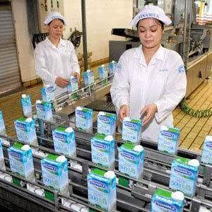 """越南宣布对华出口首批乳制品 """"开放的中国市场是我们的机遇"""""""