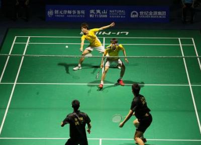 福建省首次进行羽毛球运动水平等级评定