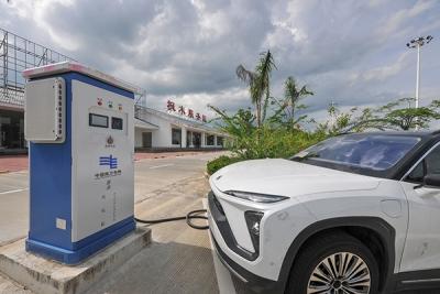 交通部谈新能源车推广:高速公路服务区充电站有约1800个