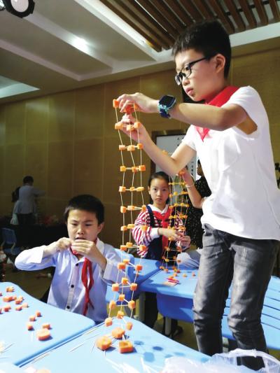 福安市逸夫小学:用心浇灌未来科技之花