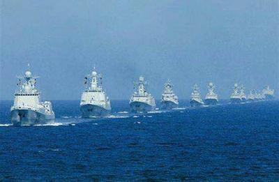 从新中国成立70周年大型成就展看中国军队走出去