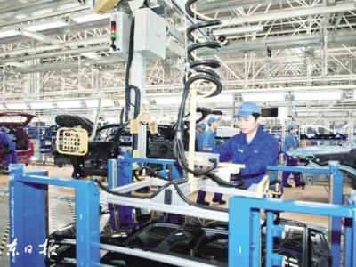 柘荣致力打造百亿级产业园区