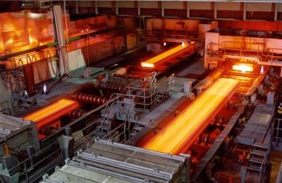 我市钢铁行业实施超低排放改造