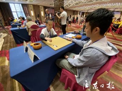 """2019福建省全民运健身动会""""万和杯""""第八届海上丝绸之路业余围棋联赛在我市举行"""
