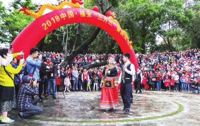 让畲族文化焕发新的光彩