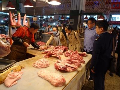柘荣:拉网式检查食品安全
