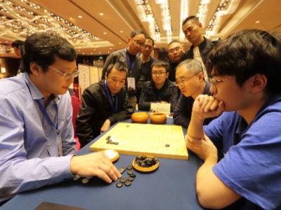 """""""万和杯""""第8届海上丝绸之路业余围棋联赛在宁德举行"""