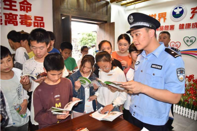 周宁县:禁毒宣教进景区,科技模拟来帮忙