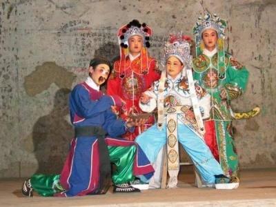 屏南龙潭四平戏剧团   代表我省参加全国优秀剧目展演