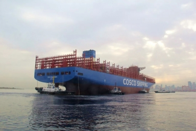 全球最大造船集团来了!中国船舶集团有限公司在京揭牌