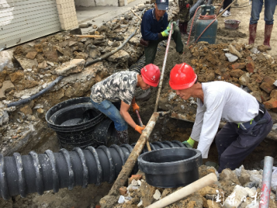 中心城区水环境治理 | 蕉城生态环境局:水产加工污水横流  重拳整治初见成效