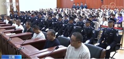 孙小果涉黑犯罪一审获刑25年 其强奸、强制侮辱妇女等案择期宣判
