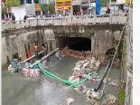 蕉城城南:日处理500吨污水处理设备投入使用