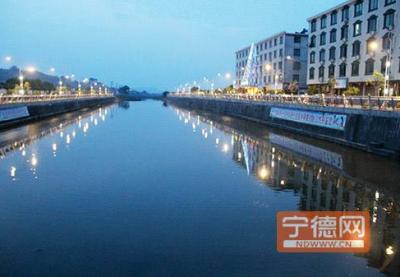 福鼎前岐:安全生态水系润泽民生