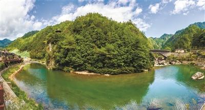 去年福建省生态环境质量继续保持全国前列