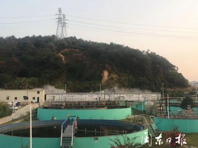 东侨北区污水处理厂三期扩建工程开工建设