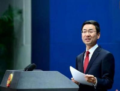 中国将禁止有关涉港法案的美议员入境?外交部回应
