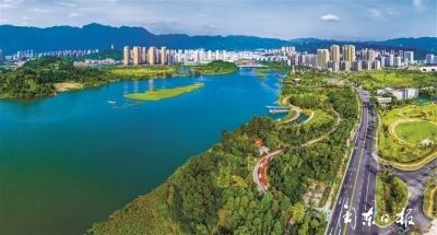 绿水青山画中城——我市创建国家森林城市掠影