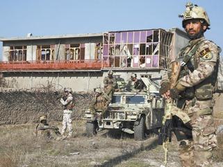 《华盛顿邮报》近日独家爆料称—— 美国政府隐瞒阿富汗战争实情