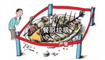 中心城区餐厨垃圾将分类处置
