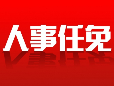 宁德市人民政府关于李荣忠等职务任免的通知
