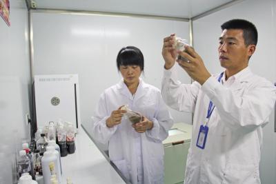 柘荣:科技创新助力生物制药产业发展