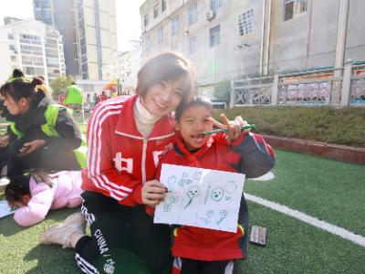 """爱心人士募集20多万元善款到霞浦县特殊教育学校开展""""公益助残、与爱同行""""活动"""