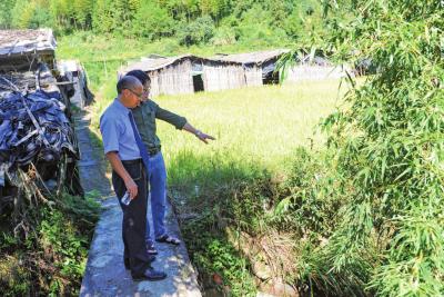 屏南检察院助力水流域综合治理