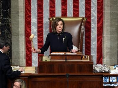 特朗普遭美国会众议院弹劾