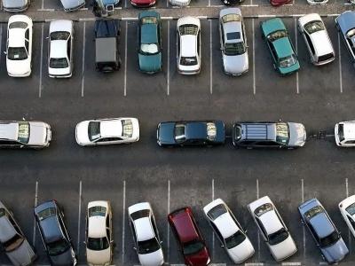 春节期间,市区南北岸公园周边有10处免费停车点