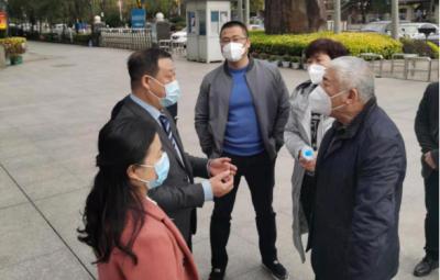 市医保局主要领导带队赴福安、霞浦两地了解肺炎疫情医疗保障政策落实情况