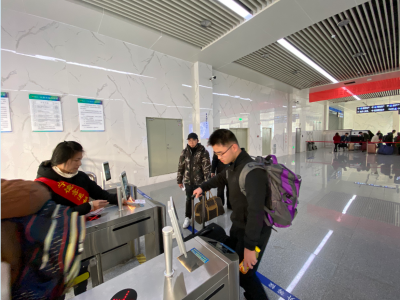 宁德客运枢纽站:方便旅客换乘返乡