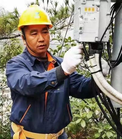 寿宁下党乡首个5G基站正式开通