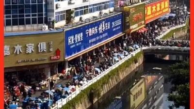 【网络中国节•春节】东湖市场里的宁德年味