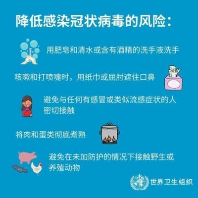 预防冠状病毒,如何保护自己和他人?