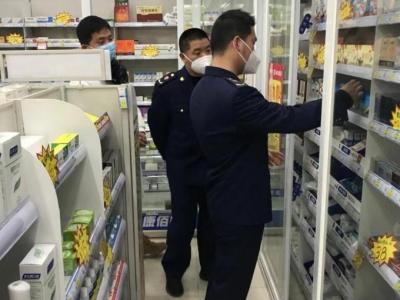 福鼎:保障医防物资质量安全