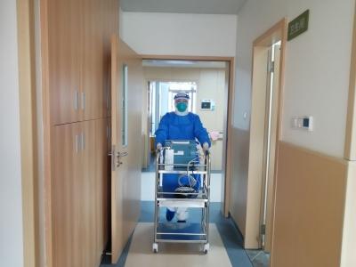 古田县医院负压病房顺利竣工